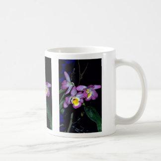Dendrobium nobile coffee mug