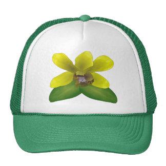 Dendrobium Orchid Trucker Hats