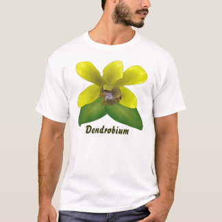 Dendrobium Orchid T-Shirt