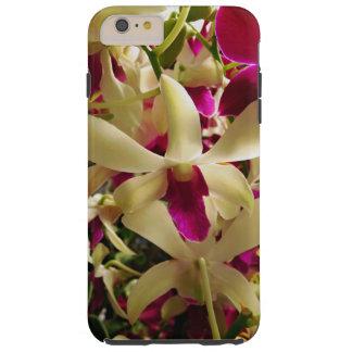 Dendrobium Orchids Tough iPhone 6 Plus Case