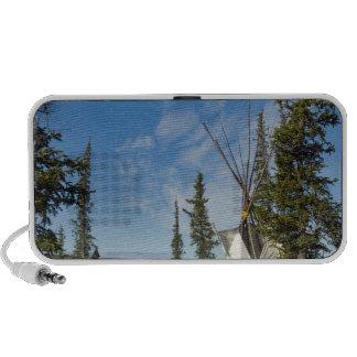 Dene Tribe gathering Northwest Territories iPod Speakers