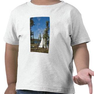 Dene Tribe gathering, Northwest Territories, Tee Shirts