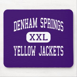 Denham Springs - Yellow Jackets - Denham Springs Mouse Mats