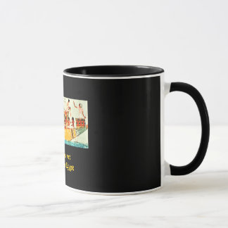 Denial is not A River in Egypt Mug