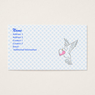 Denice Dove Business Card