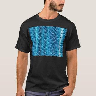 Denim Blue Background T-Shirt