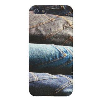 Denim Comfort iPhone 5 Covers