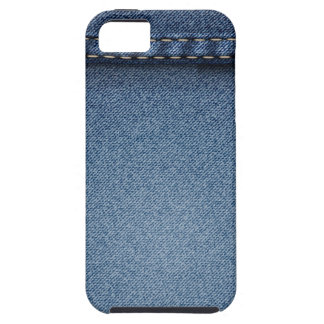 Denim Jeans Case For The iPhone 5