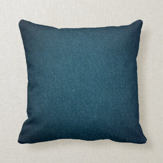 Denim look pillow throw cushion