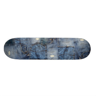 Denim Skate Deck