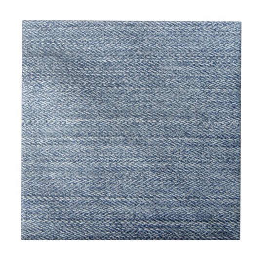 Denim Small Square Tile