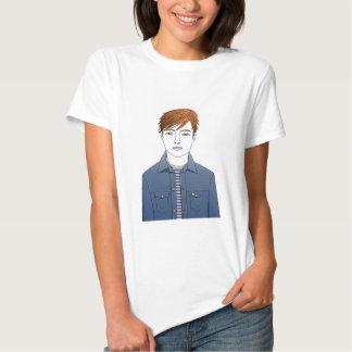 denim t shirt