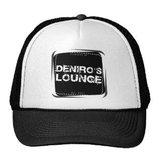Deniro's Lounge apparel Mesh Hats
