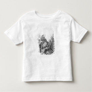 Denis Diderot and Melchior, baron de Grimm Toddler T-Shirt
