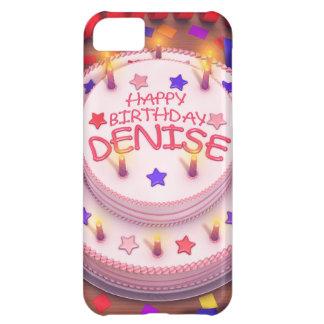 Denise s Birthday Cake Case For iPhone 5C