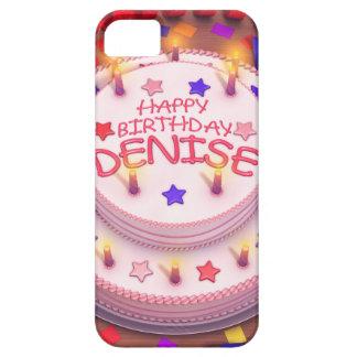 Denise s Birthday Cake iPhone 5 Cases