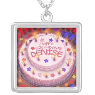 Denise's Birthday Cake Jewelry