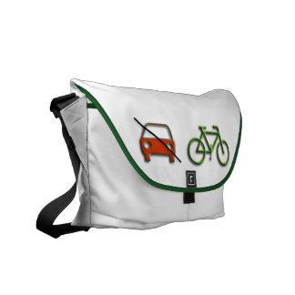 """""""denk ökologisch"""" - Kuriertasche medium Courier Bags"""