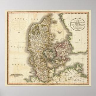 Denmark 11 print