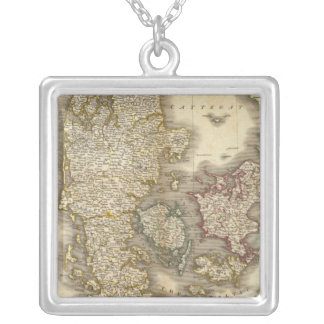 Denmark 11 silver plated necklace