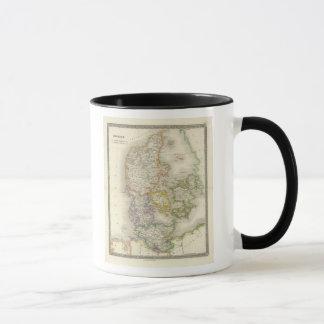 Denmark 12 mug
