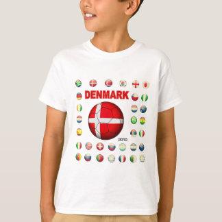 Denmark 2010 T-shirt d7