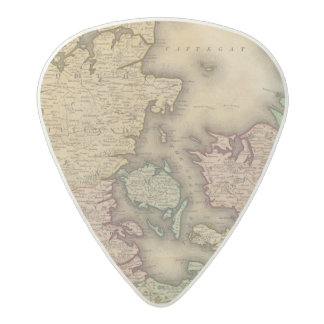 Denmark 2 acetal guitar pick