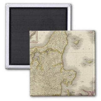 Denmark 3 magnet