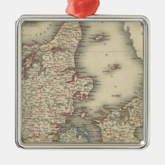 Denmark 4 christmas ornament