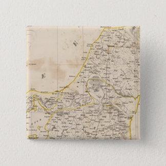 Denmark 5 15 cm square badge
