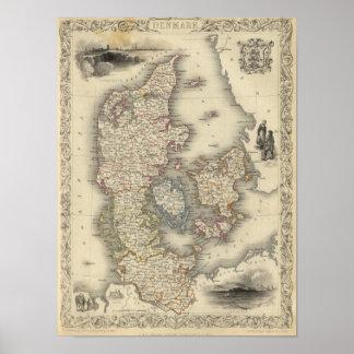 Denmark 5 print