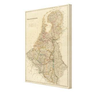 Denmark 6 canvas print