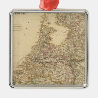 Denmark 8 christmas ornament