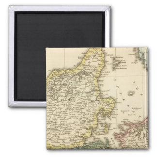 Denmark 8 magnet