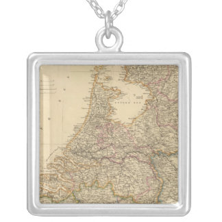 Denmark 8 silver plated necklace