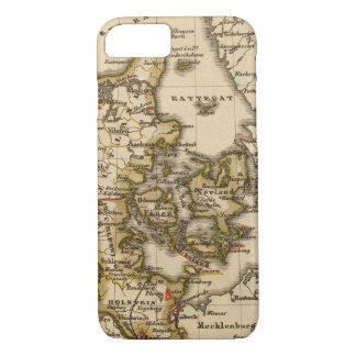 Denmark and Iceland 2 iPhone 8/7 Case