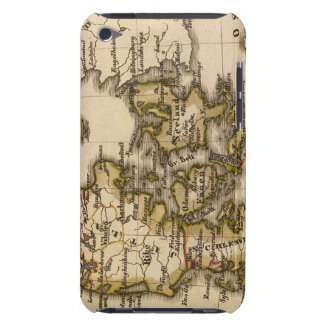 Denmark and Iceland 2 iPod Touch Case