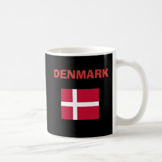 Denmark* Bold DK Mug