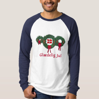 Denmark Christmas 2 T-Shirt