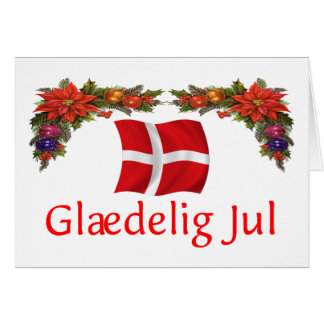 Denmark Christmas Card