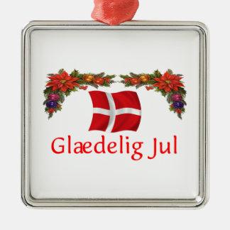 Denmark Christmas Christmas Ornament
