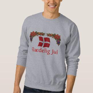 Denmark Christmas Sweatshirt