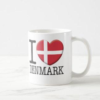 Denmark Coffee Mug