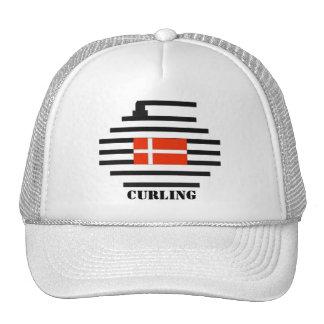 Denmark Curling Cap