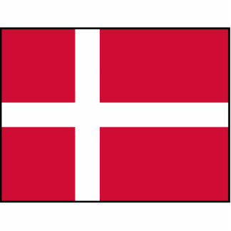 Denmark – Danish Flag Photo Cut Outs