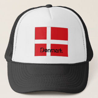 Denmark Danish flag souvenir hat