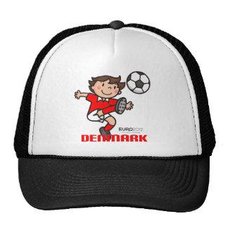 Denmark - Euro 2012 Mesh Hats