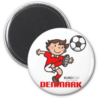 Denmark - Euro 2012 Refrigerator Magnet