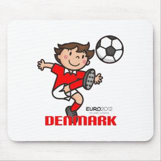 Denmark - Euro 2012 Mousepads