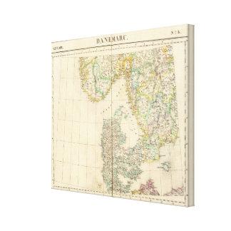 Denmark, Europe 8 Canvas Print
